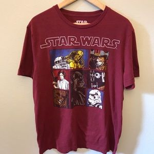 Star Wars T-Shirt XL Mens